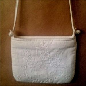 Paperwhite White Lace Purse Small Bags are In
